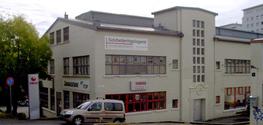 Lager i Sandviken - Lager i Bergen